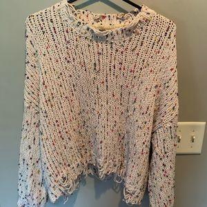 POL Confetti Sweater
